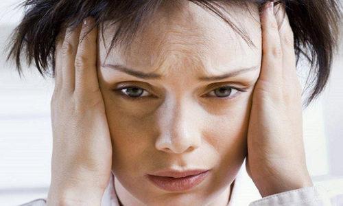 Депрессия является одним из главных симптомов никтурии