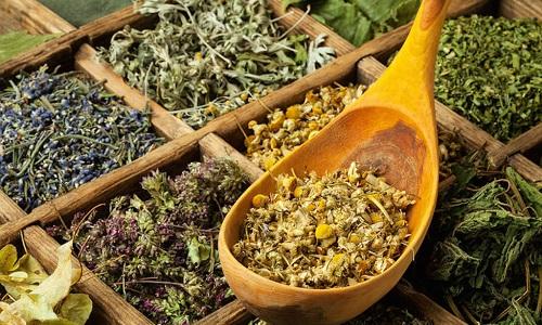 В комплексе с лекарственными препаратами назначается прием травяных сборов при цистите