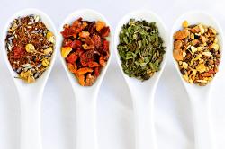 Различные сорта чая