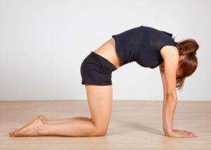 Упражнения для для укрепления мышечного корсета позвоночника