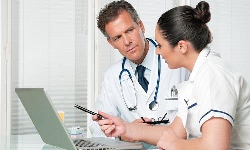 По результатам УЗИ лучащий врач определяет форму и объем исследуемого органа